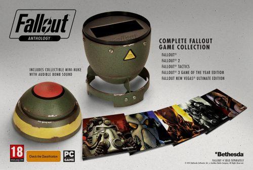 Catch Up with Fallout before The Fallout 4 Launch with Fallout Anthology
