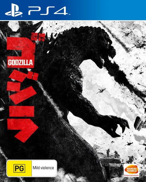 Godzilla Stomps to Playstation Consoles in the West with Good Company
