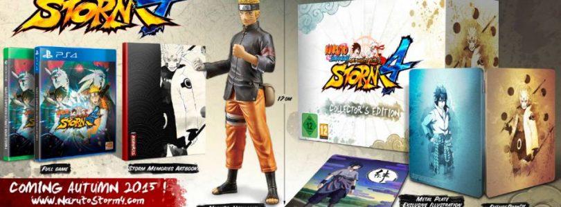 Naruto Storm 4 Gets Anime Expo Trailer & Collector's Edition