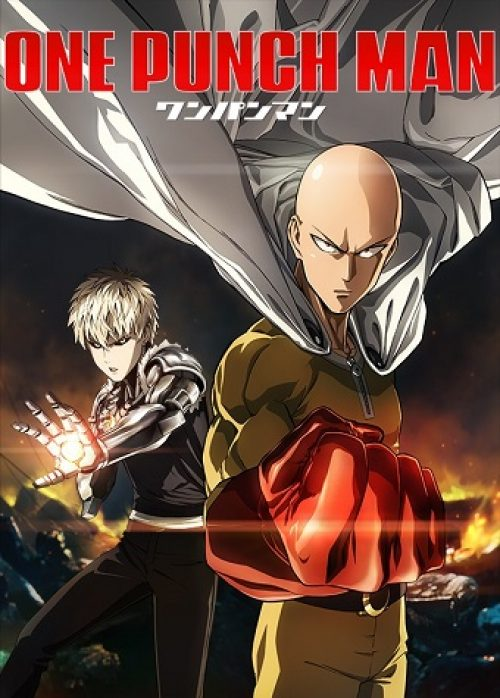 One-Punch Man Anime, Legend of Galactic Heroes Novels, and More Licensed by Viz