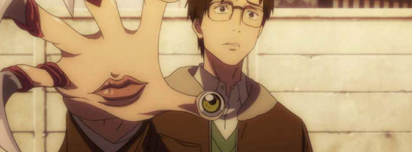 Parasyte -the maxim- to air on Toonami in October