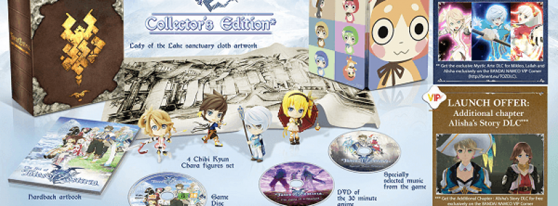 Tales of Zestiria Collector's Edition Revealed for Europe