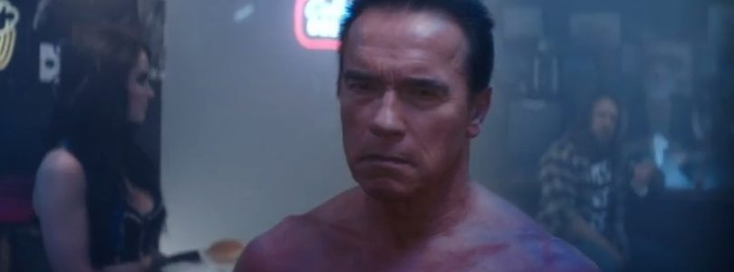 The Terminator will be Playable in WWE 2K16; Announcement Trailer Revealed