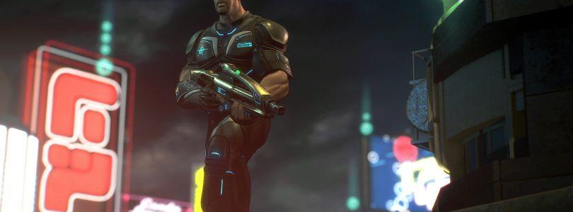 Crackdown 3 Debut Gameplay Footage Released