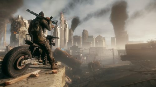 Homefront: The Revolution Gameplay and Cinematic Trailers Released