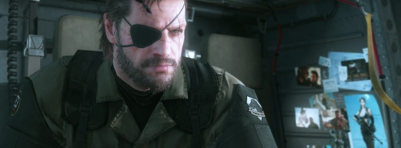 Metal Gear Solid V: The Phantom Pain Game Play Footage Released for Gamescom