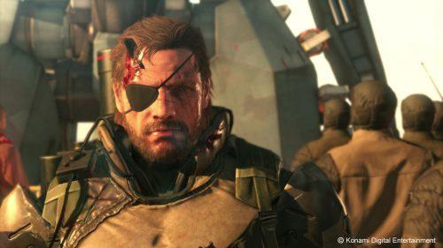 Metal Gear Solid V: The Phantom Pain Gamescom 2015 Trailer Released