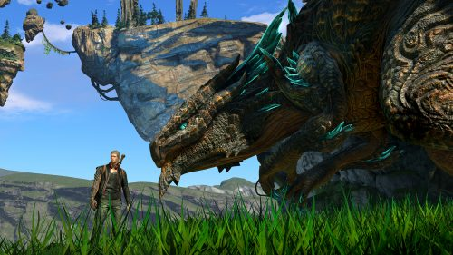 Scalebound Gameplay Trailer Released, Holiday 2016 Release Planned