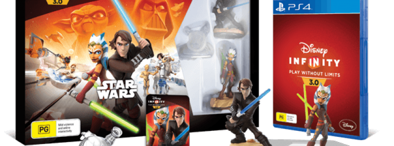Disney Infinity 3.0: Starter Pack Review
