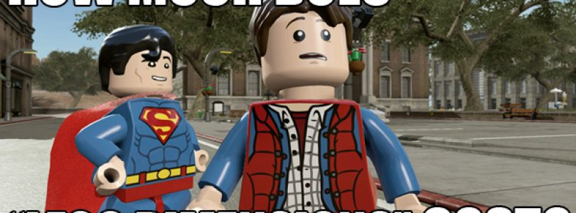 """How Much Does """"Lego Dimensions"""" Cost?"""