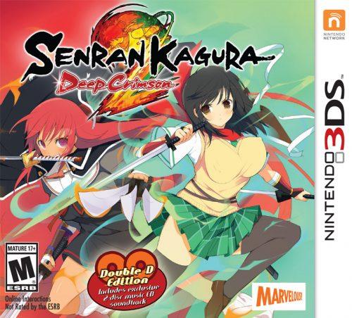 Senran Kagura 2: Deep Crimson North American Release Date Set