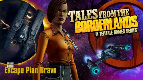 Tales from the Borderlands Episode 4 Release Date Announced