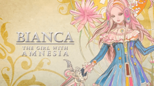 Bianca and Meurs Introduced in The Legend of Legacy's First Character Trailer