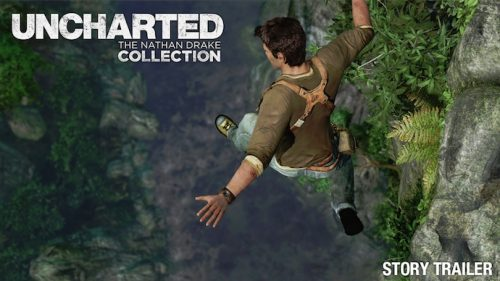 New Uncharted: The Nathan Drake Collection Trailer Dives into Narrative