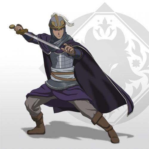 Esfan, Kubard, Tus, and Zaravant Added to Arslan: The Warriors of Legend