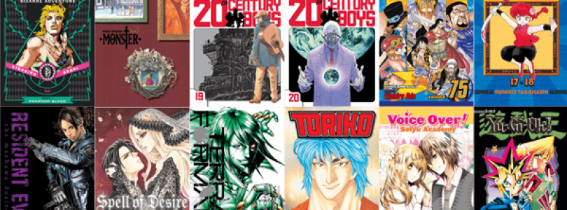 Madman's Manga Releases of September 10, 2015 Are Now Available