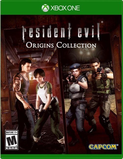 Resident Evil Origins Collection Announced, 'Wesker Mode' Revealed for Resident Evil 0