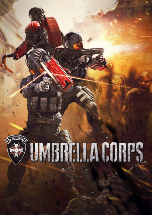 Resident Evil Themed Shooter Umbrella Corps Announced
