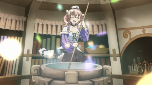 Atelier Firis to Feature Logy and Young Escha