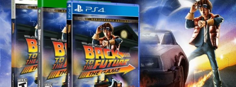 Back to the Future: The Game – 30th Anniversary Edition Launches on October 13th and 16th