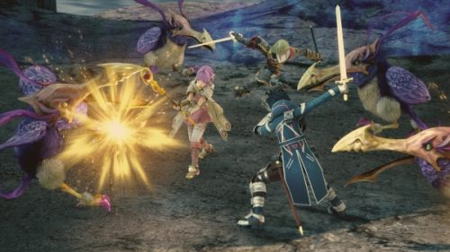 Star Ocean 5: Integrity and Faithlessness Japanese Release Date Set for February