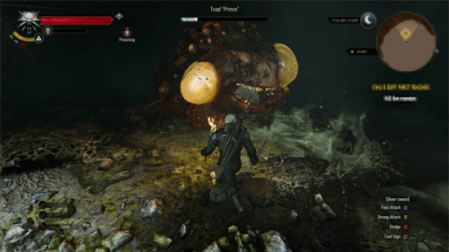 New Screenshots for The Witcher 3: Hearts of Stone Expansion