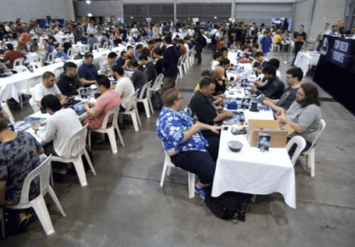 The Grand Prix Sydney 2015 Tournament Overview