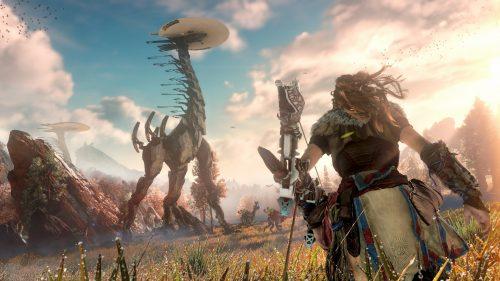 Horizon: Zero Dawn Gameplay Walkthrough Footage Released