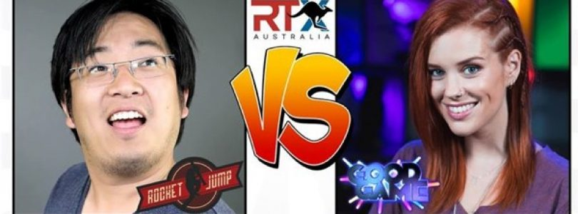 Freddie Wong and Stephanie Bendixsen Are Coming to RTX Australia
