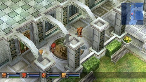 The Legend of Heroes: Trails in The Sky SC Launches in Europe on November 10th