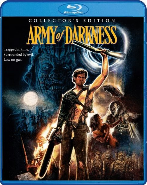 Scream Factory Detail their 3-Disc Collector's Edition Blu-ray for Army of Darkness