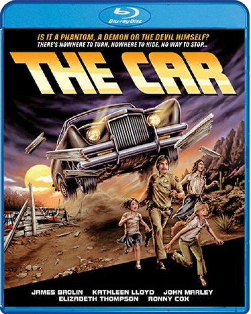 The Car Coming to Blu-ray for the First Time Ever this December