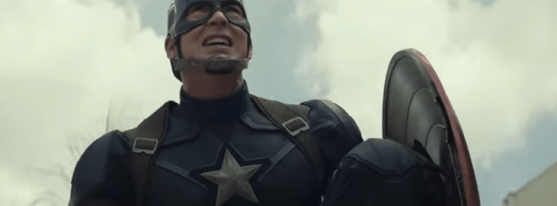 Captain America: Civil War Trailer #1