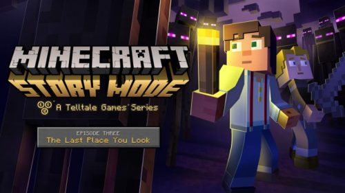 Minecraft: Story Mode's Third Episode Drops on November 24th