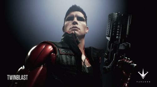 Paragon Announced by Epic Games with First Character Teased