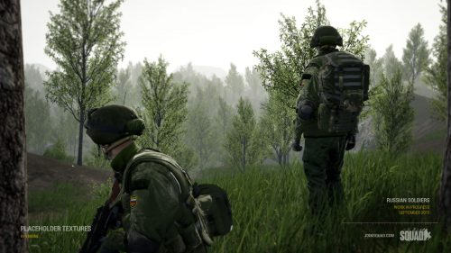 Squad to hit Steam Early Access on December 15th