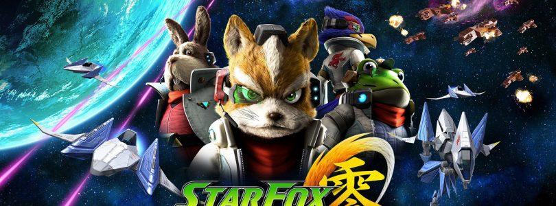 Star Fox Zero's New Release Date Set for April 2016