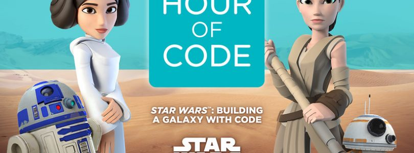 Create Your Own Games with Disney, Star Wars & Code.Org