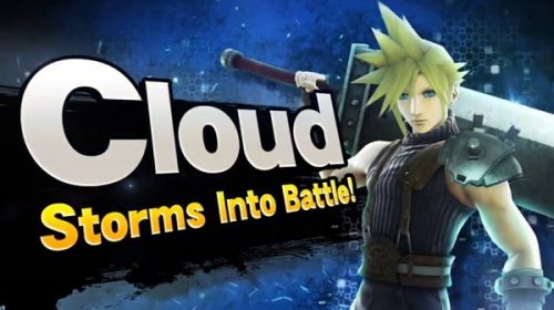 Cloud Strife Revealed as New Super Smash Bros. Fighter