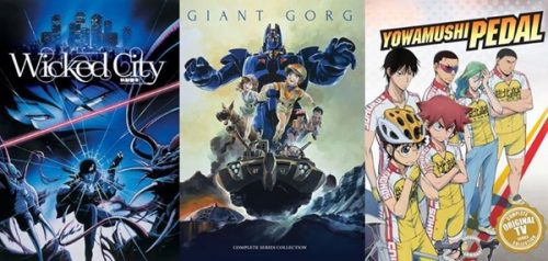 Discotek Media Licenses 'Requiem From the Darkness' and 'Dai-Guard' & Gives Other Updates