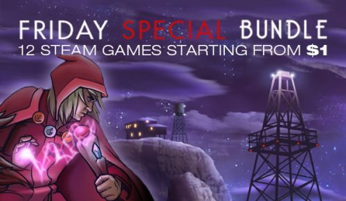 Indie Gala Friday Special Bundle #26 Now Available