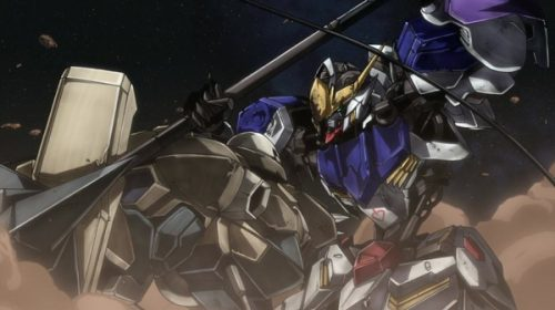More Cast Members Revealed for the 'Mobile Suit Gundam: Iron-Blooded Orphans' English Dub