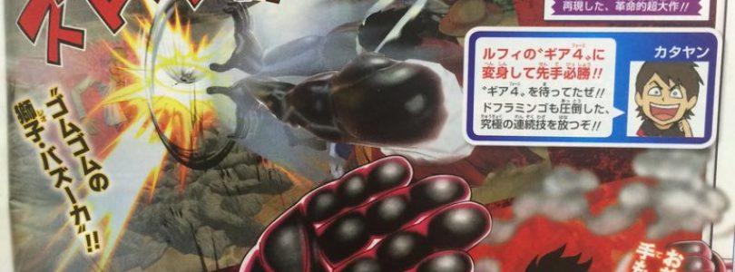 One Piece: Burning Blood Hitting Japan on April 21