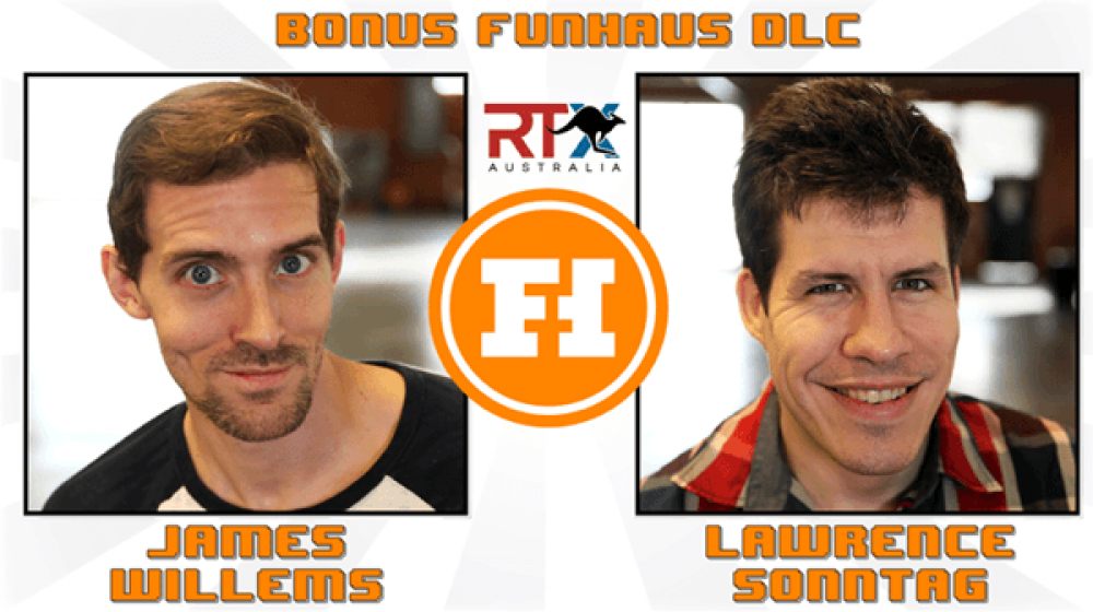 Funhaus James Willems And Lawrence Sonntag Are Coming To Rtx Australia Capsule Computers Listen to the best lawrence sonntag shows. funhaus james willems and lawrence