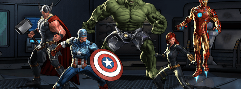 Disney Announces Marvel: Avengers Alliance 2