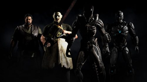 Mortal Kombat X Adding Xenomorph, Leatherface, Bo Rai Cho, and Tri-Borgis in Early 2016