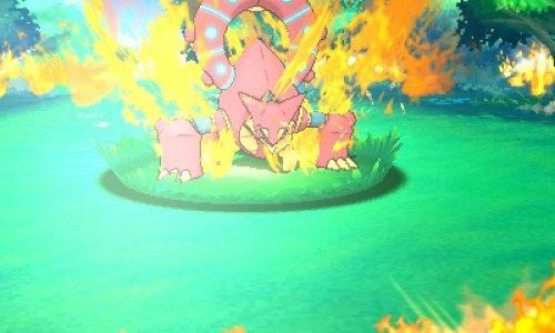 Final Gen 6 Pokemon Volcanion Officially Announced