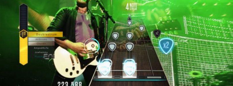 Guitar Hero Live debut Def Leppard's Latest Music Video 'Dangerous'