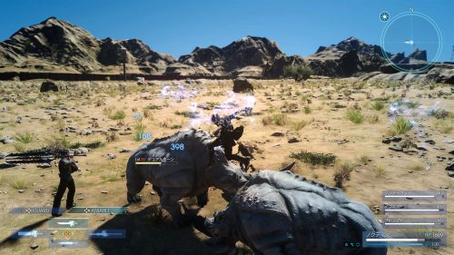 Final Fantasy XV's Next Active Time Report Set for January 30