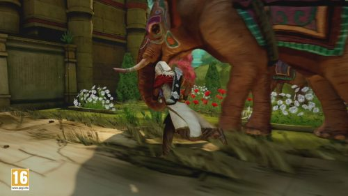 Assassin's Creed Chronicles: India Out Now